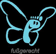 logo fußgerecht